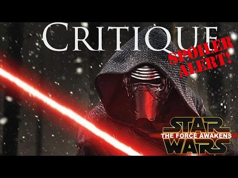 STAR WARS ÉPISODE VII - LE RÉVEIL DE LA FORCE : Critique 100% Spoil poster