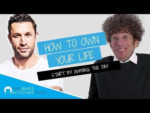 HOW TO OWN YOUR LIFE: OWN THE DAY with Aubrey Marcus