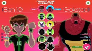 Ben 10 Vs Gokstad Battle | Ben 10 Omniverse Final Clash Game