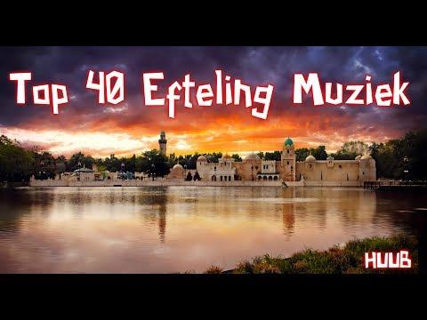 TOP 40 EFTELING MUZIEK