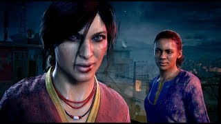 Uncharted The Lost Legacy Gameplay Interview - IGN Live: E3 2017