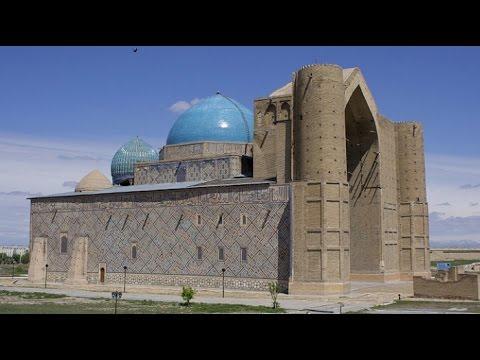 [Kazakhstan] Mausoleum of Khoja Ahmed Yasawi   Мавзолей Ходжи Ахмеда Ясави   야사위 영묘 @ Turkestan