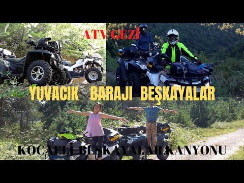 GEZGİNLER ATV SAFARİ,yuvacık gezisi.