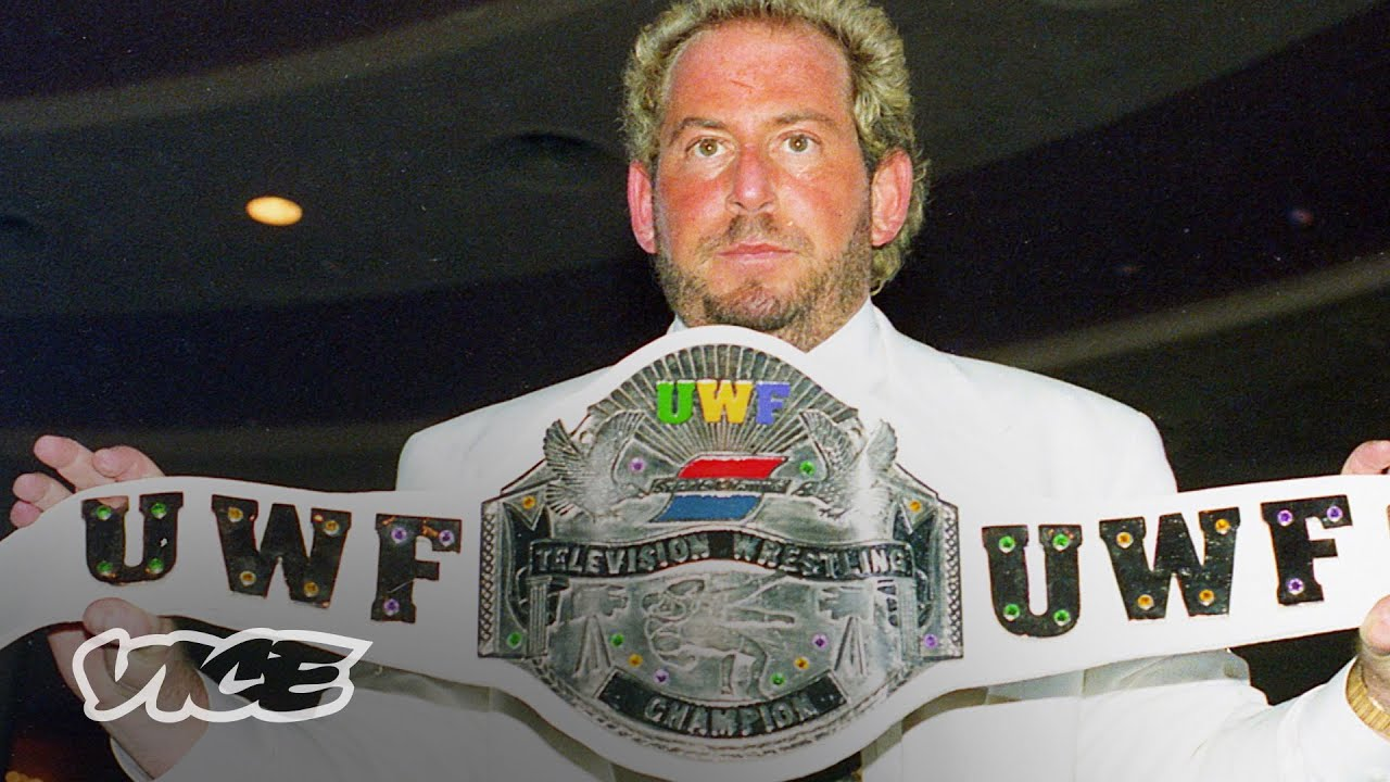 Cocaine, Hookers and Baby Oil: The Wrestling Empire of Herb Abrams