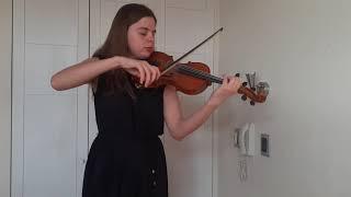 Kabalevsky - Violin Concerto in C major, Op.48 - 2st,3st Mvt