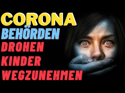 Corona: Behörden drohen Kinder wegzunehmen