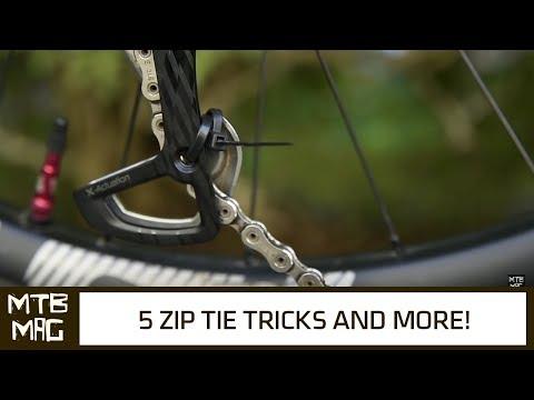 5 zip tie tricks and more!