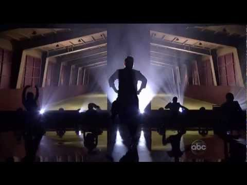 Gangnam Style - PSY ft. MC Hammer  [American Music Awards 2012] HD FULL