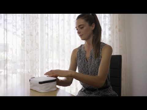 Product video MP 41 Manicure/pedicure set