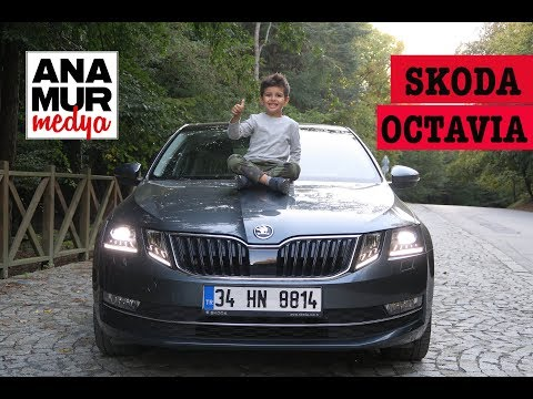 Skoda Octavia 2017 Baba Oğul Test