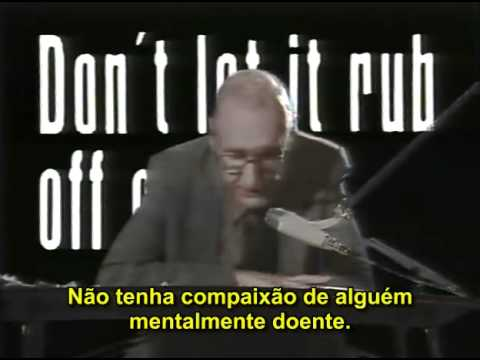 William Burroughs - Commissioner of Sewers (Completo & Legendado)