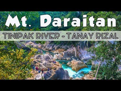 Mt Daraitan - Tinipak River Tanay Rizal