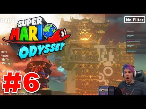 "Super Mario Odyssey 6 - ""It Rejected Me"""