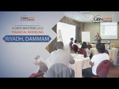 4 Days Masterclass of Financial Modeling | Riyadh and Dammam | GBNTC