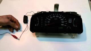 Эмулятор лампочки AIRBAG (реле времени)