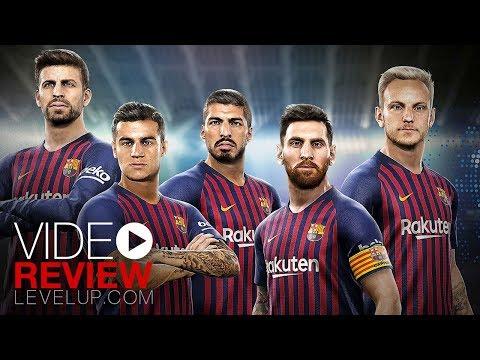 Pro Evolution Soccer 2019: Reseña