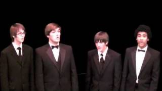 Good Night Ladies MVHS Barbershop Quartet