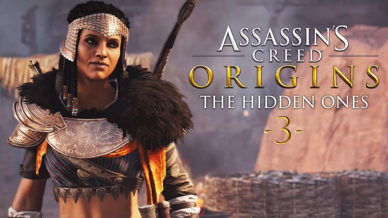 Zagrajmy w Assassin's Creed Origins: The Hidden Ones PL DLC #3 – PC