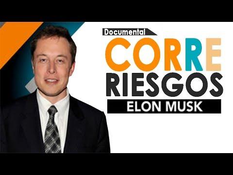 Elon Musk (Documental Bloomberg Doblado en Español) Corre Riesgos, Fundador Paypal, Tesla, Space X.