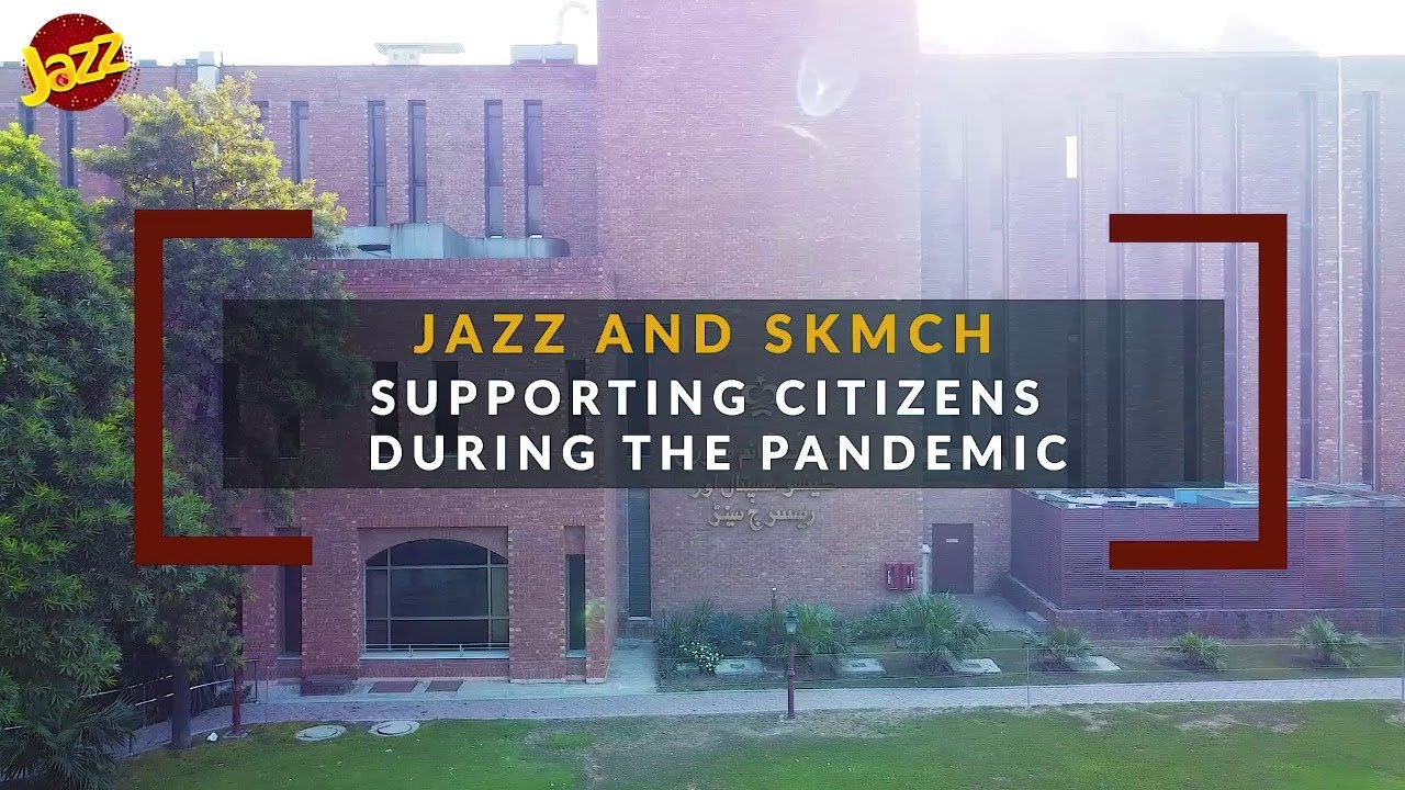 Jazz and SKMCH - Supporting Citizens During the Pandemic