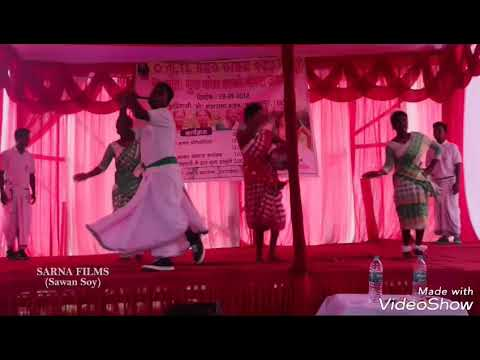 New Bhumij HD Video Foll Song 2019  HOLDIPUKHUR HAT RE