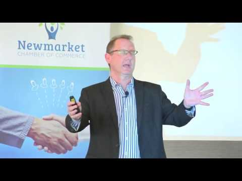 Ron Cates - Newmarket Business Thrives Conference and Expo