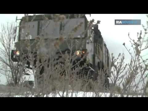 S-400 Triumf SA-21 Growler new generation firing test Russian air defence missile Video RIA Novosti
