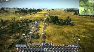 Napoleon Total War Prussia Campaign Part 4 HD Walkthrough Battle for Saxony