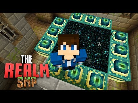 THE END OF REALM SMP?! (Survival Let's Play Multiplayer Minecraft)