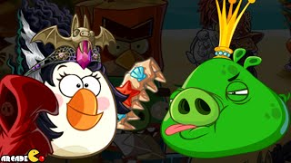 Angry Birds Epic - White Bird New Class Halloween Witch Hat!