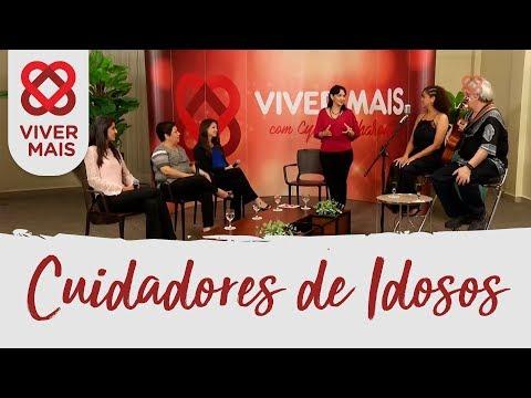 PROGRAMA VIVER MAIS - CUIDADORES DE IDOSOS