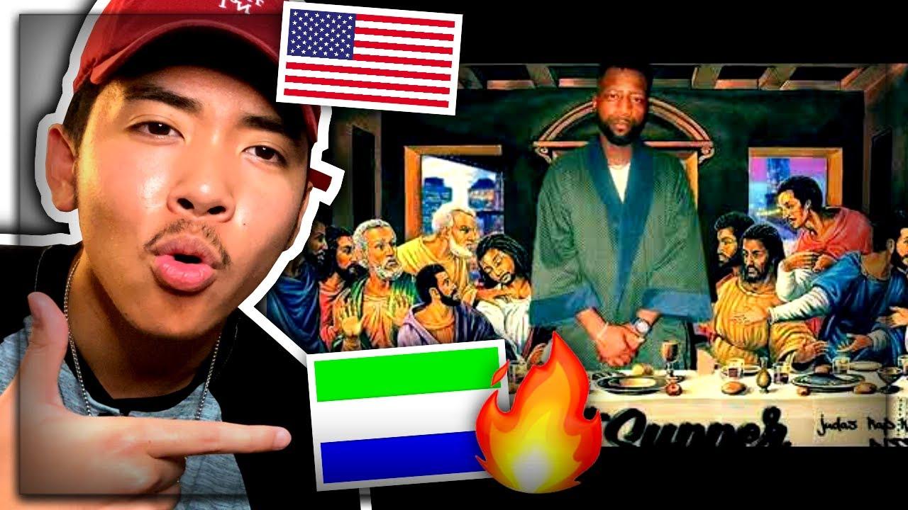 "Download Supa Laj Defends Kao Denero! (Judas & Lyrical Joe Diss) ""The Last Supper"" AMERICAN REACTION! 🇸🇱"
