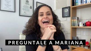 PREGUNTALE A MARIANA / OVARIO POLIQUISTICO, PAN EZEQUIEL, DETOX DE JUGOS