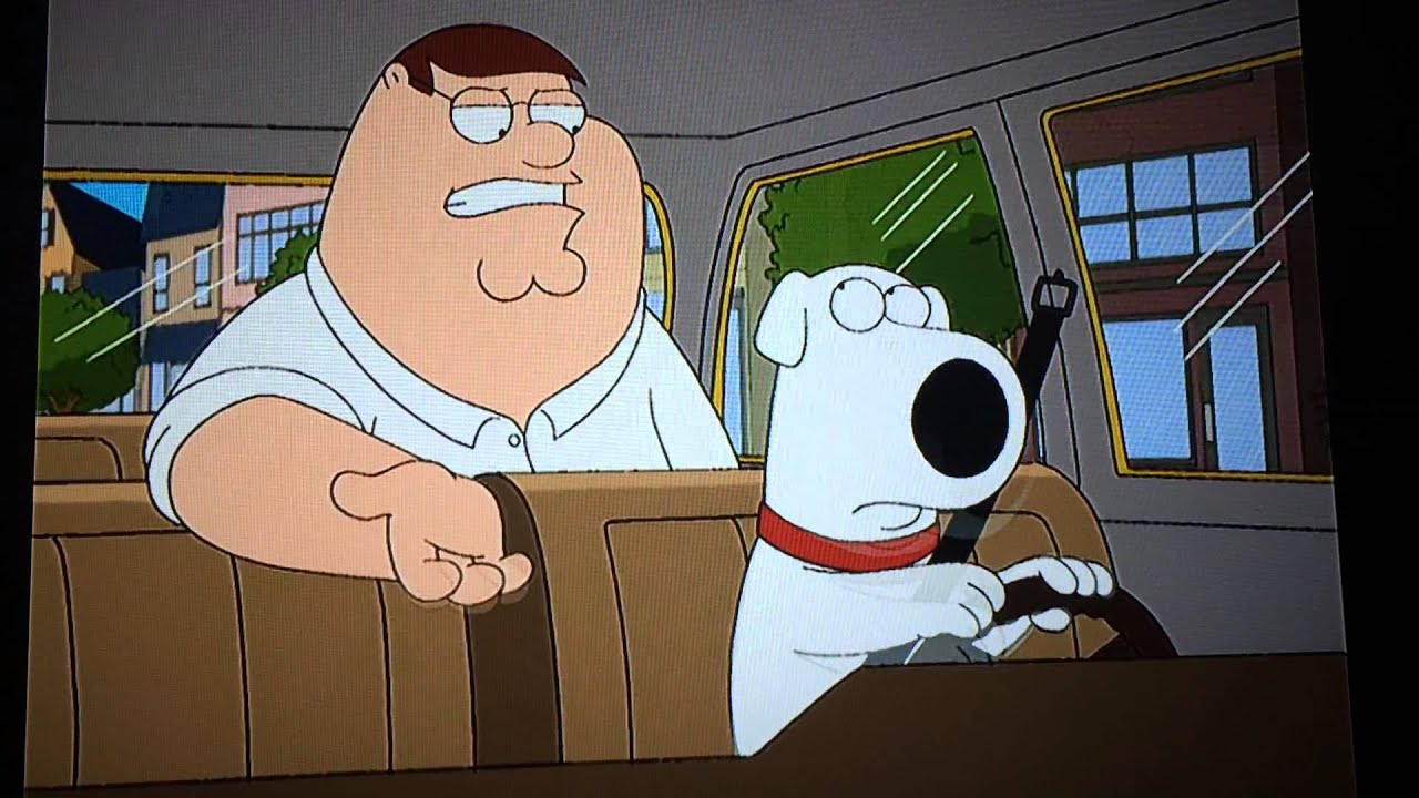 family guy peter and brian chase louistaxi youtube