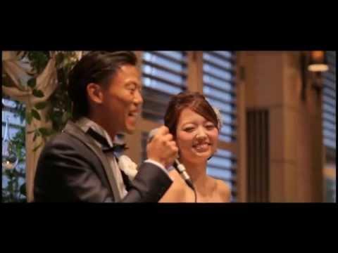 oriental hotel kobe the wedding youtube