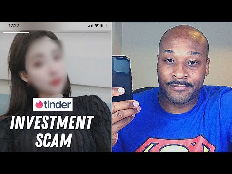 Tinder MT5 Investment Scam - A Catfish Forex Scam So Bad, It's Good