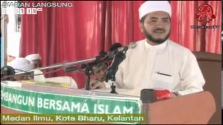 Kuliah Jumaat Medan Ilmu- 18 Mac 2016