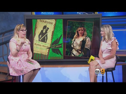 'Criminal Minds' Actress Kirsten Vangsness Stars In 'Maid Marian'