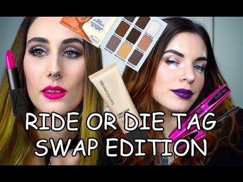 RIDE OR DIE TAG - SWAP! feat. Spindelsven-Ida (SWEDISH)