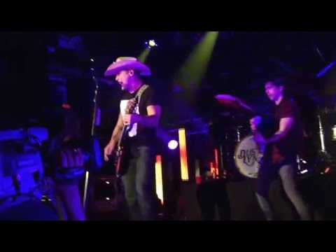 Dustin Lynch - Wild in Your Smile - Irving Plaza, NYC - December 12, 2015