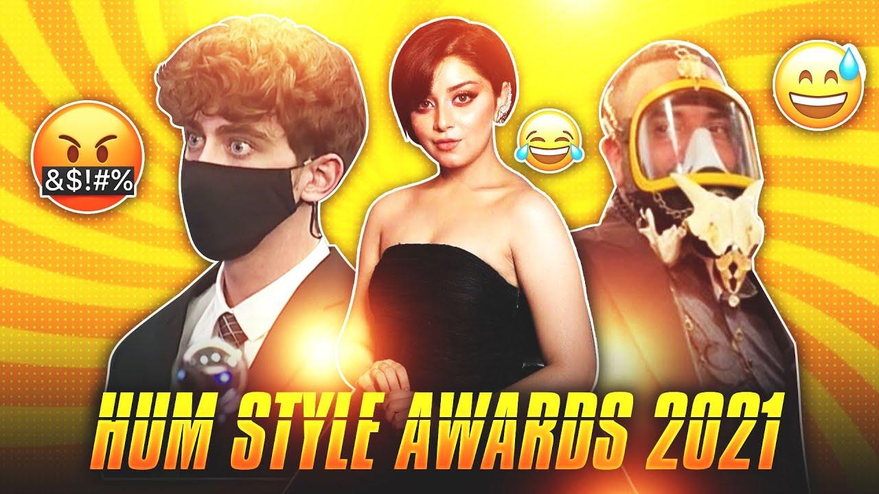 Hum Style Awards 2021 & Cameron Herren In Jail - BABA JEE