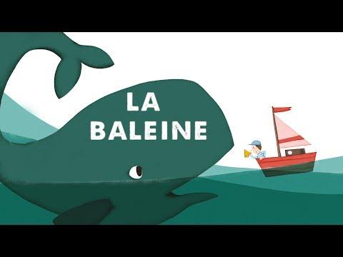 Steve Waring - LA BALEINE - Comptine pour enfants