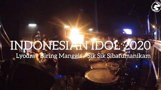 Download Echa Soemantri - Biring Manggis / Sik Sik Sibatumanikam - Lyodra Feat. Lea Simanjuntak & JFlow