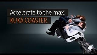 KUKA COASTER: The New Generation of Robot-based Amusement Ride