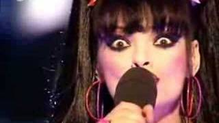 Nina Hagen somewhere over the rainbow