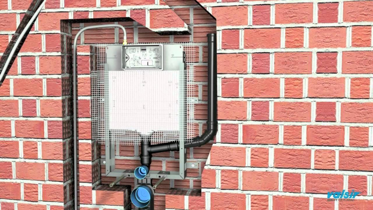 Bagno Cieco Areazione Forzata valsir ariapur - sistema per il ricambio dell'aria nel bagno