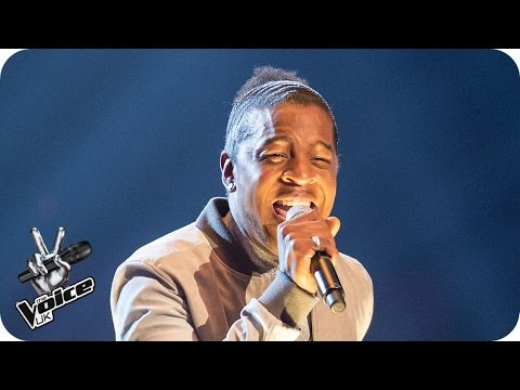 Dwaine Hayden performs 'Knock Me Off My Feet': Knockout Performance - The Voice UK 2016