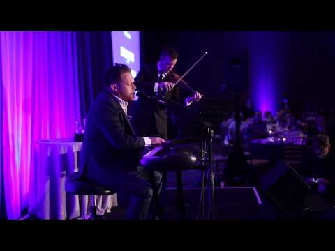 Musician Eric Hayes Performs Hallelujah