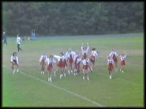 Holcomb Bridge Middle School - 8th Grade Cheerleaders