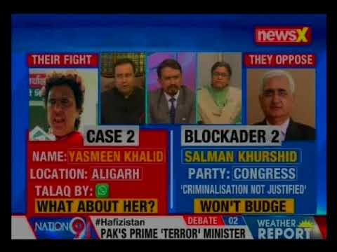 Battle of Nerves between BJP and Congress to press amendments for  triple talaq bill in Rajya Sabha